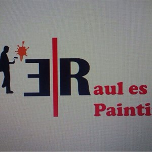 Raul Es PAINTING AND  HANDYMAN SERVICES Logo