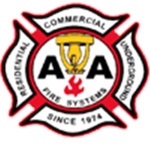 Aa Fire Systems Inc. Logo