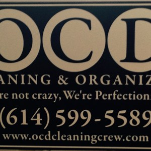 Ocd Cleaning and Organizing Cover Photo