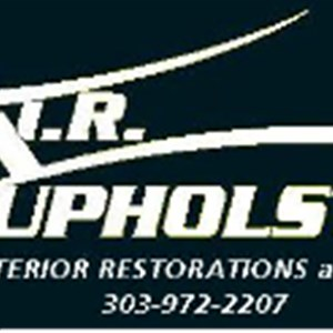 Reupholstering Furniture Logo
