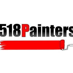 518 Painters Logo
