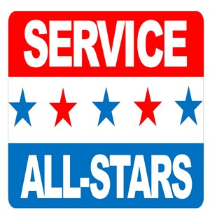 Service All-Stars Cover Photo