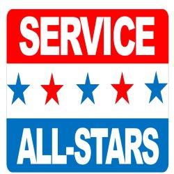 Service All-Stars Logo