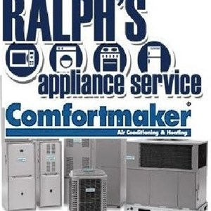 Ralphs Air Conditioning Repair Logo