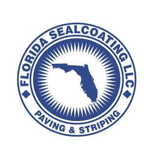 Florida Sealcoating & Striping Logo