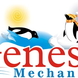 Genesis Mechanical Cover Photo