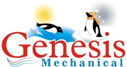 Genesis Mechanical Logo