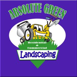 Absolute Green Landscaping, Inc. Logo