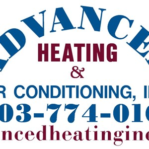 Advanced Heating Logo