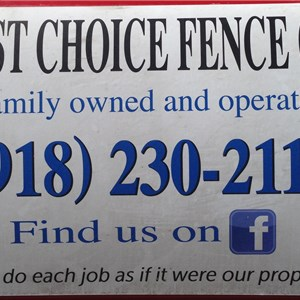 Best Choice Fence Company Logo