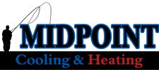 Midpoint Cooling & Heating Inc. Logo
