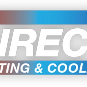 Direct Heating And Cooling Inc Logo