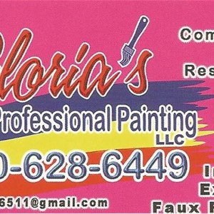 Glorias Professional Painting LLC Cover Photo