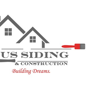 U Siding & Construction Logo