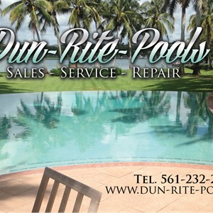 Dun Rite Pools Logo