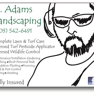 D. Adams Landscaping Cover Photo