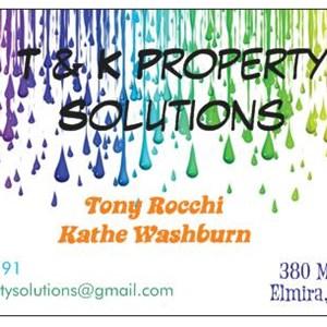 T & K Property Solutions Logo