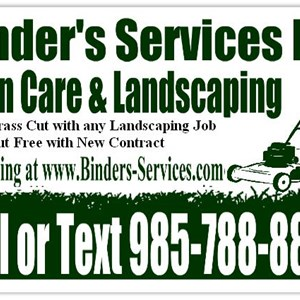 Binders Services LLC Logo