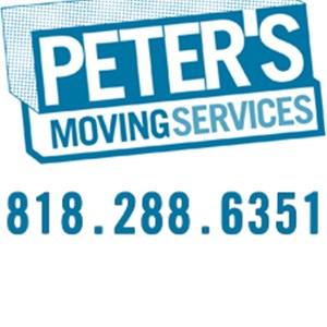 Peters Moving Services Logo
