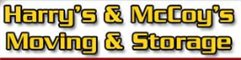 Harrys And McCoys Moving and Storage Logo