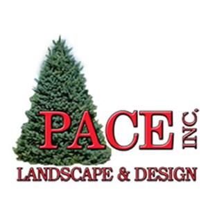 Pace Inc. Landcape & Design Logo