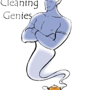 Cleaning Genies LLC Logo