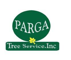 Parga Tree Service Logo