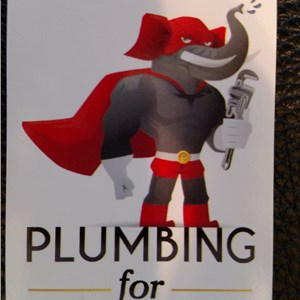 Plumbing For Peanuts Logo