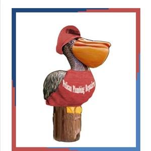 Pelican Plumbing Repairs Logo