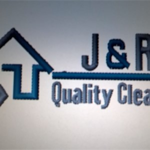J & R Quality Cleaning Logo