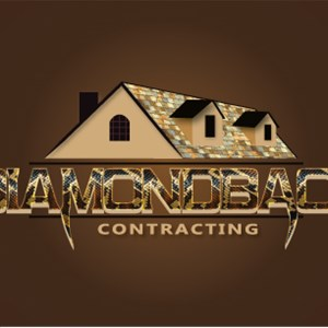 Diamondback Contracting Logo