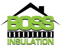 Boss Insulation Logo