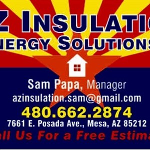 Az Insulation and Energy Solutions Logo