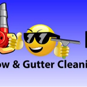 Shine Bright Window & Gutter Cleaning Logo