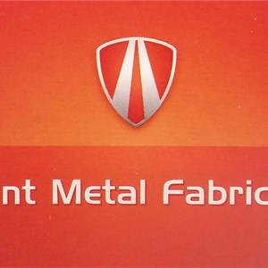Defiant Metal Fabrication Logo