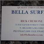 Bella Surfaces Logo