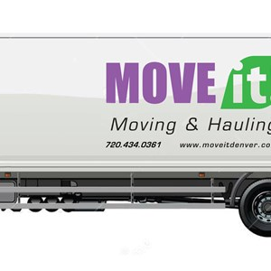 Move It!, LLC Logo