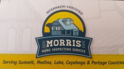 Morris Home Inspection Services Logo