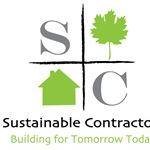 Sustainable Contractors Logo