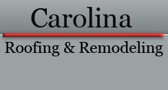 Carolina Roofing and Remodeling Logo