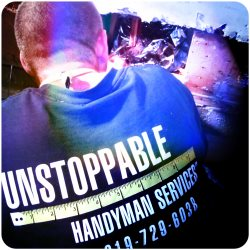Unstoppable Handyman Services Logo