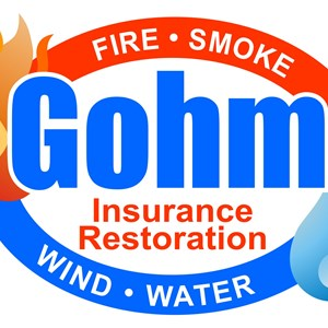Gohm Insurance Restoration INC Logo