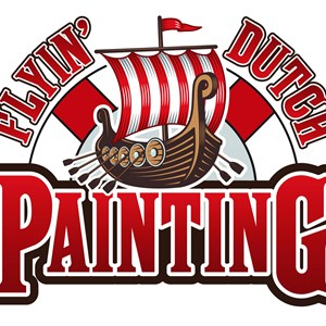 Flyin Dutch Painting Logo