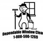 Dependable Window Cleaning Logo