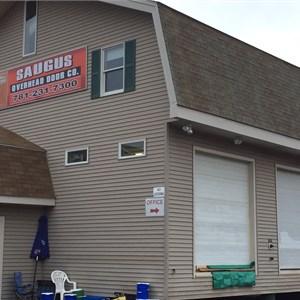 Saugus Overhead Door LLC Logo