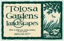 Tolosa Gardens & Landscapes Inc Logo