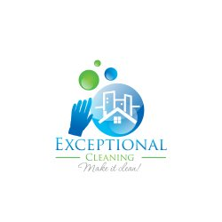 Exceptional Cleaning Services Logo