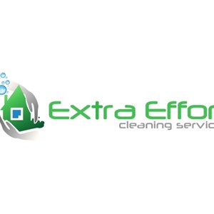 Extra Effort Cleaning Services Logo