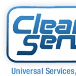Clean Serve Universal Logo