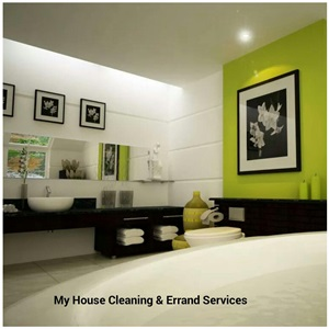 My House Cleaning & Errand Services Logo